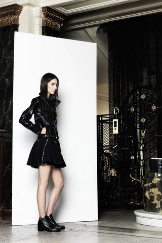 Jay Ahr Pre-Fall 2014 Collection Slideshow on Style.com