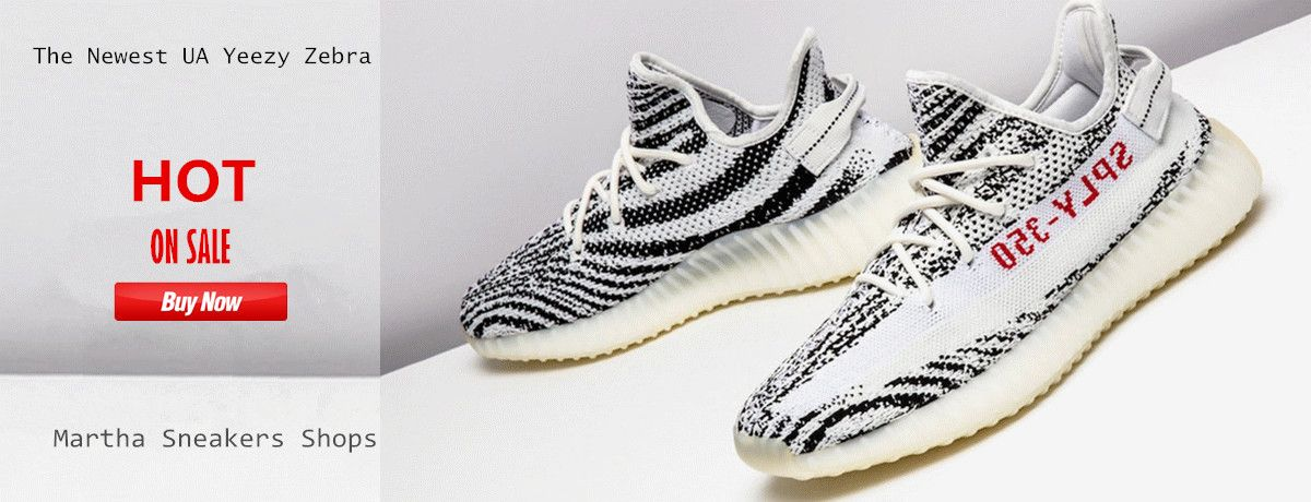 d98408fbe yeezy boost 350 v2 zebra on sale at martha sneakers shops