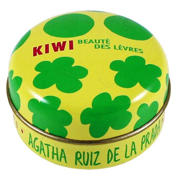 Kiwi Lip Balm By Agatha Ruiz De La Prada From The Same People