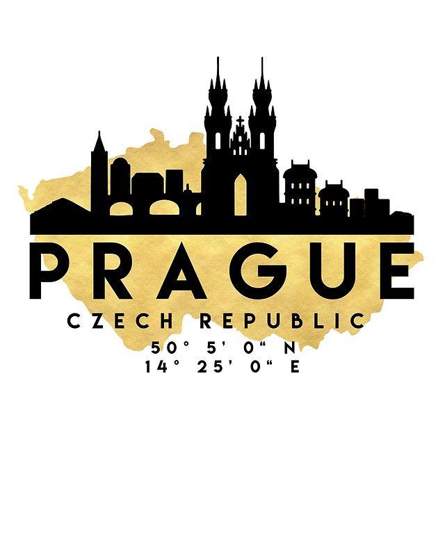 Prague Czech Republic Clip Art