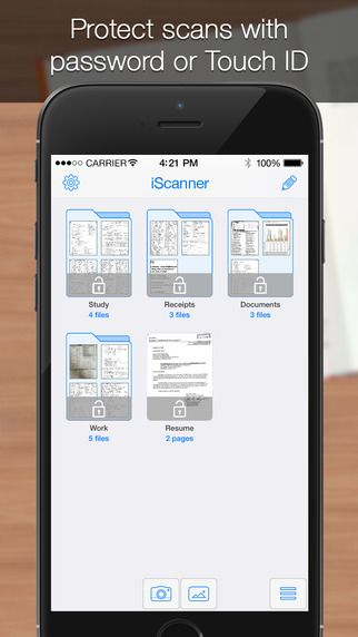 iScanner PDF Document Scanner App 7 Days 7 Apps