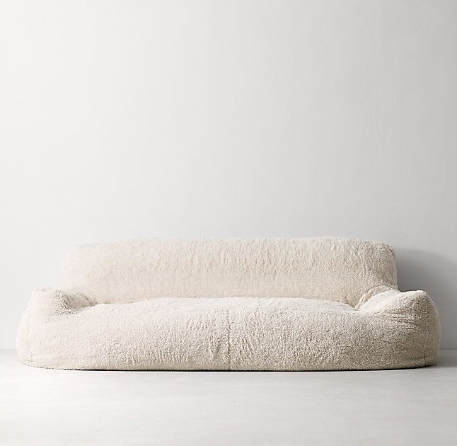 Berlin Lounge Sherpa Sofa