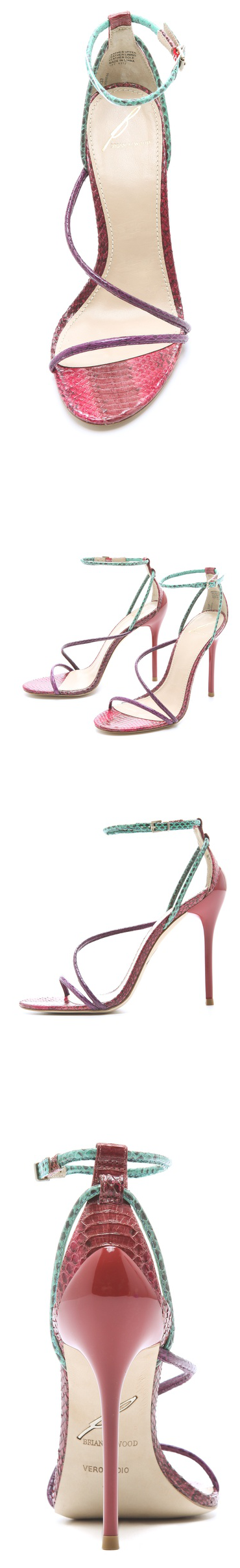 SS12 B Brian Atwood 'Labrea' High Heel Sandals... see the entire article @ ow.ly/aJel7 via jacmove.com