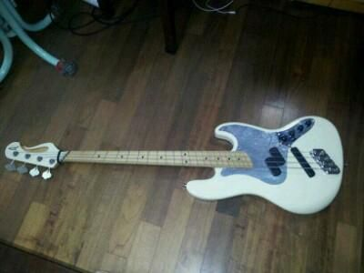 Dingwall Super J Bass | 28jt