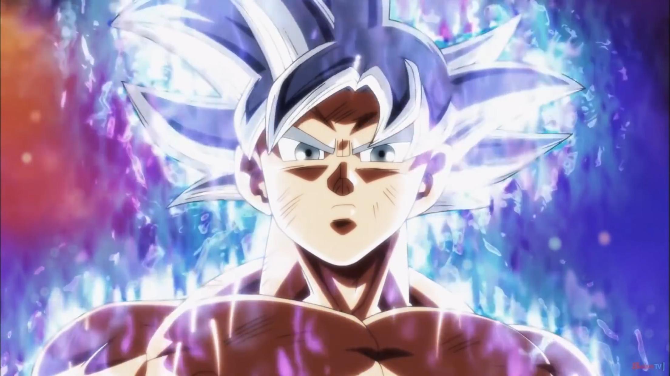 Goku Mastered Ultra Instinct Dragon Ball Goku Vs Jiren Anime