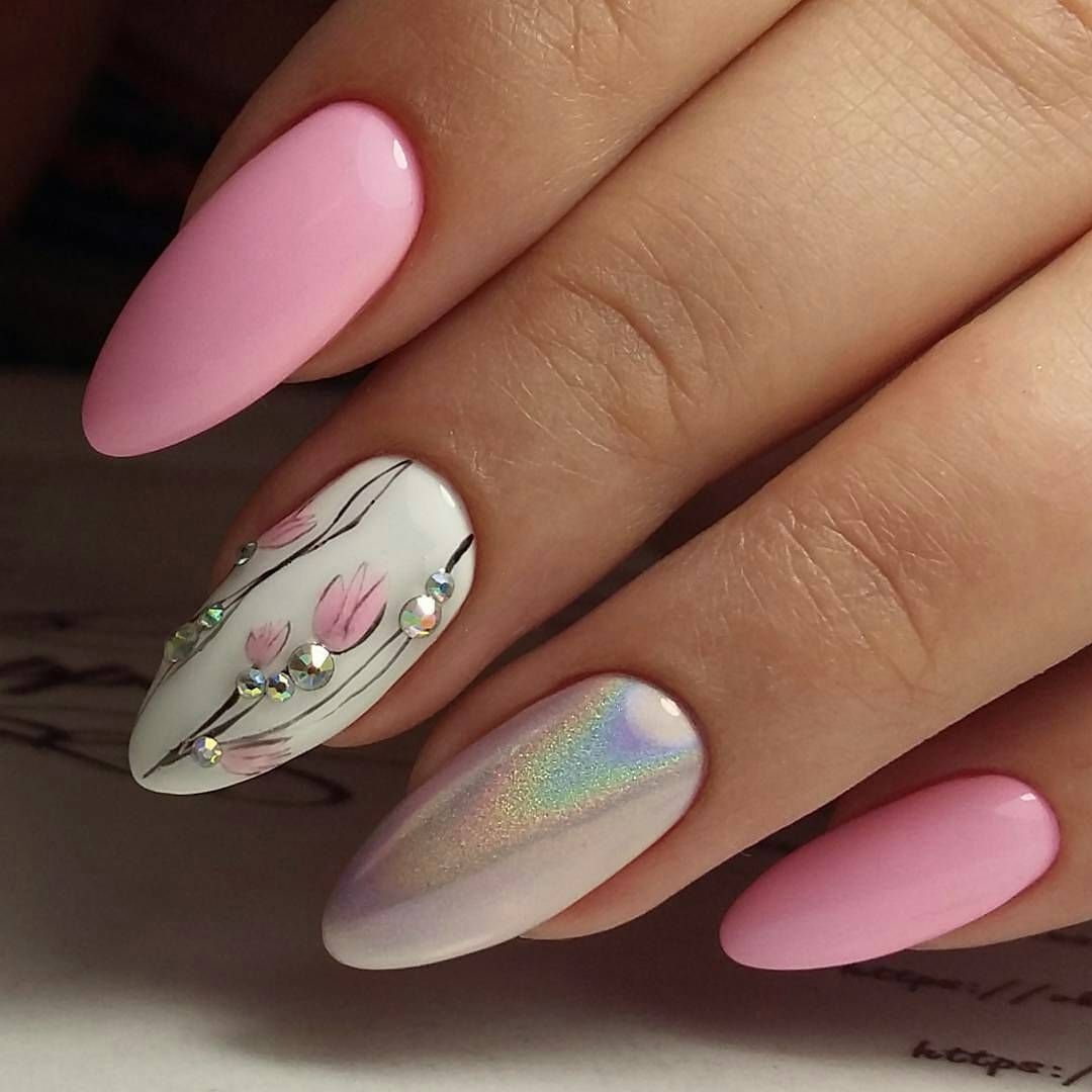 Nailart Via C H O C O L A D On Instagram Manicure Classy Nails Stylish Nails