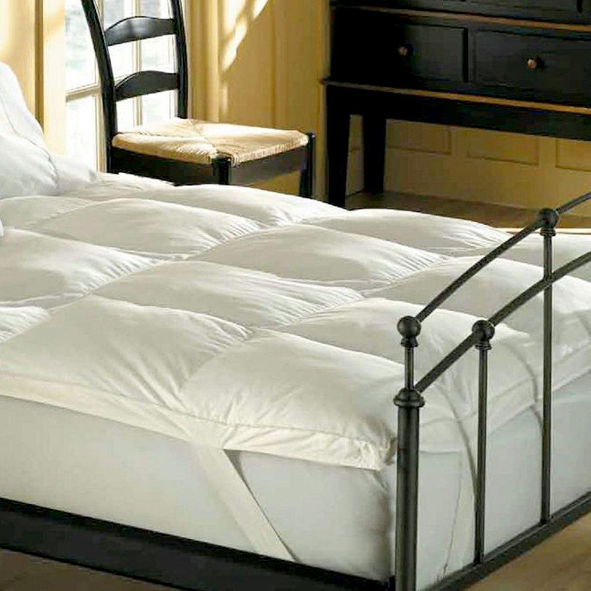 100 Cotton Fiberbed Queen Home, Beautiful bedrooms