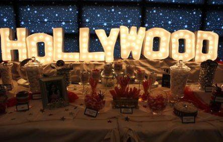 Party ideas sweet 16 hollywood theme 17+ ideas #sweet16birthdayparty