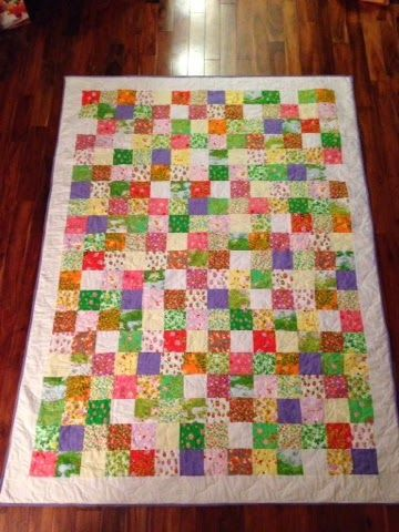 The Homemade Heart My First Quilt Project Briar Rose For Briar