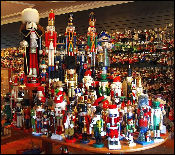 Nutcracker Christmas Ornaments - Merry Christmas Shoppe Ottawa ...