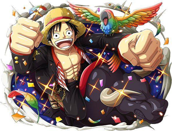 One Piece Monkey D Luffy Monkey D Luffy Pirate King Ruffy