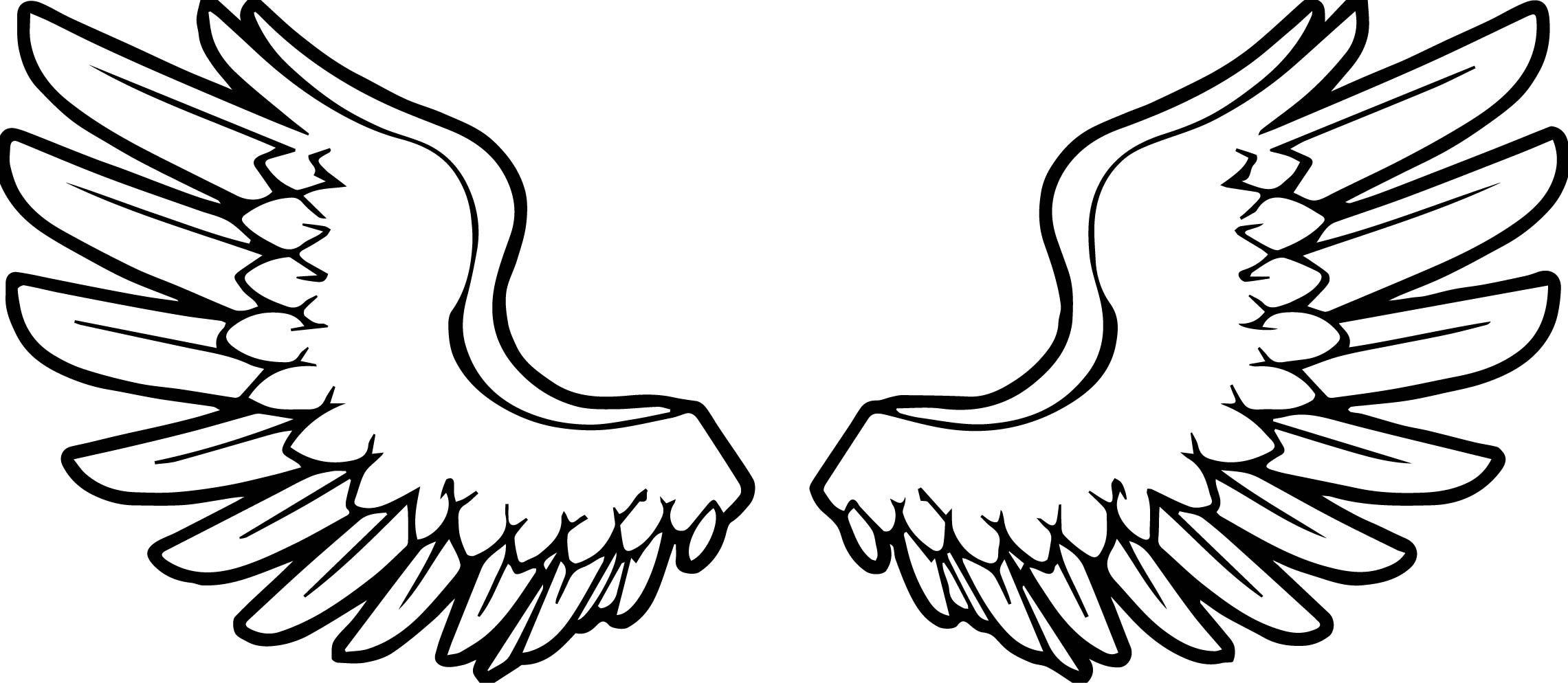 Angel Wings Angel Coloring Page Unicorn Wings Angel Coloring Pages Coloring Pages