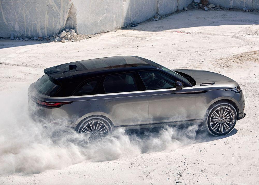 الكشف رسميا عن رنج روفر فيلار الجديدة كليا سعودي شفت Range Rover Most Reliable Suv New Suv