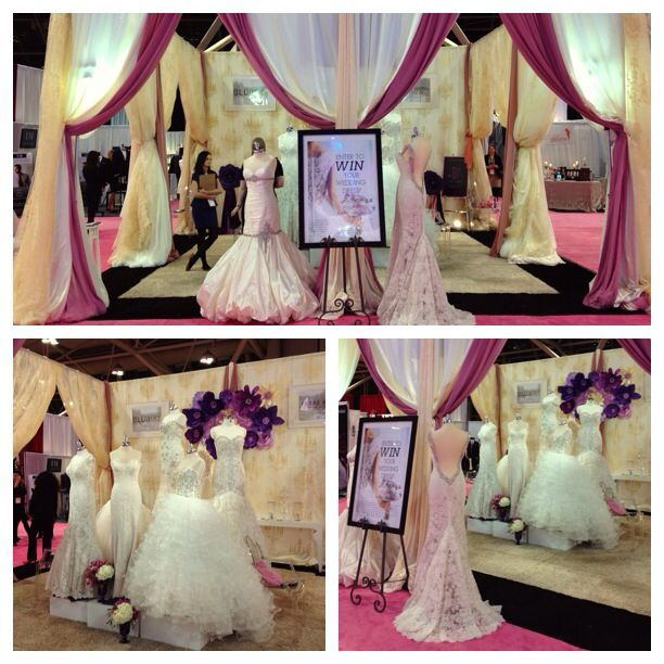 Bridal Show Booths For Wedding Gowns