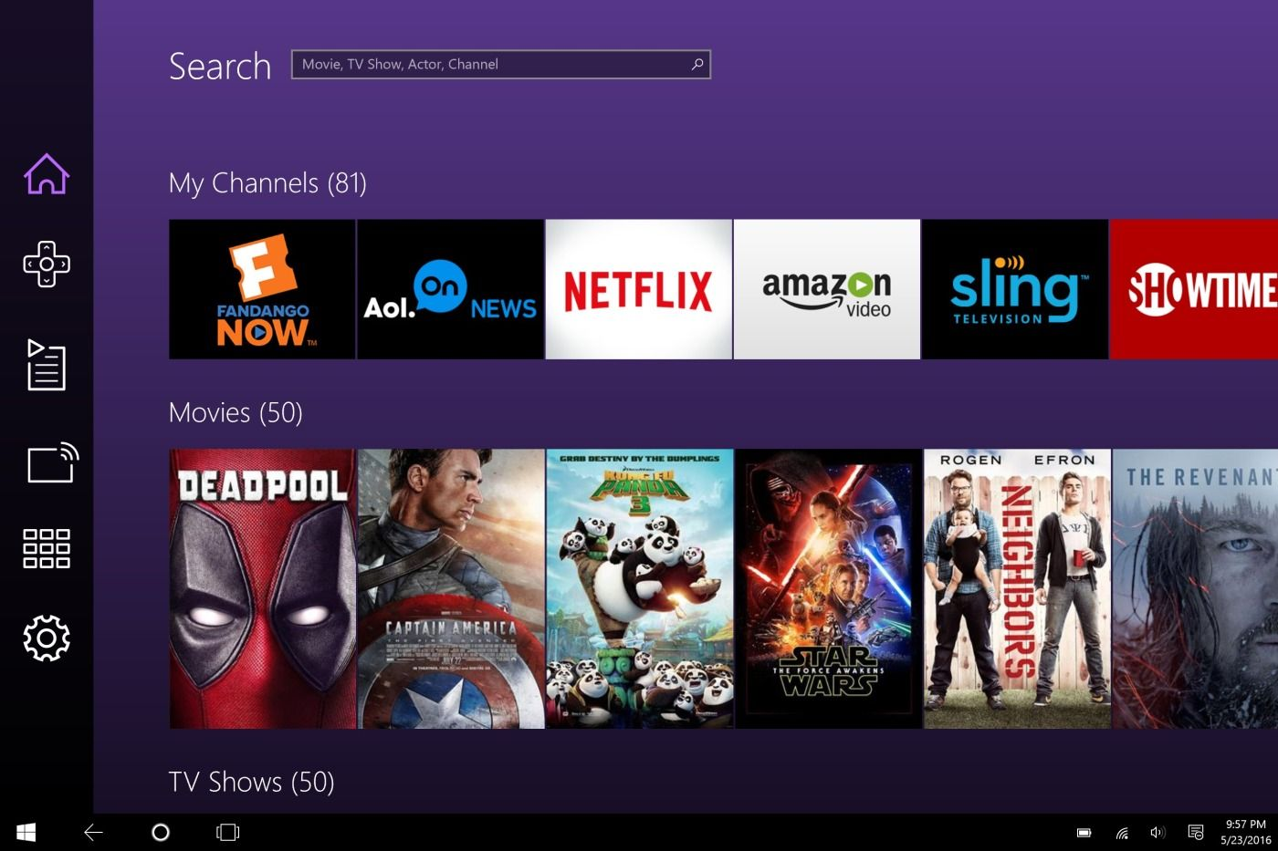 Roku puts your laptop in control of movie night(画像あり)