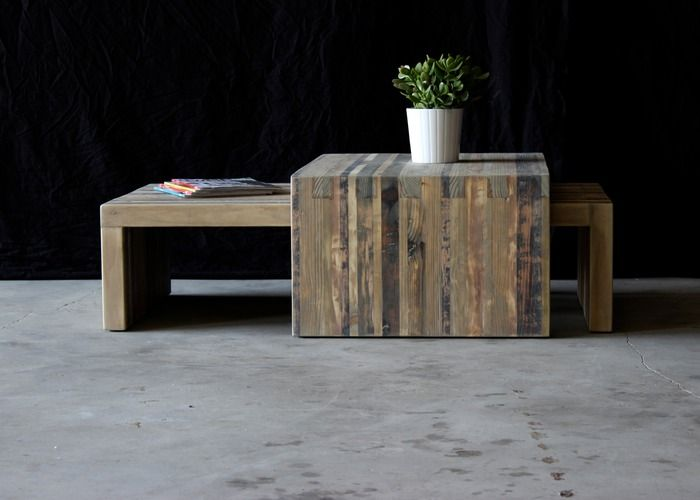 Bento Coffee Table Modern Coffee Tables Table Modern Industrial