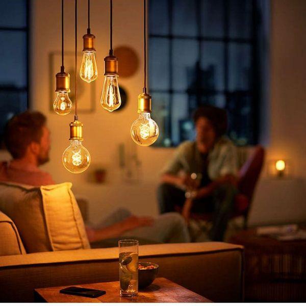 Philips Led Lampe Ersetzt 25w E27 Globe G200 Klar Giant Vintage Goldwei S Philips 871869676808200 Led Lampe Lampe Led
