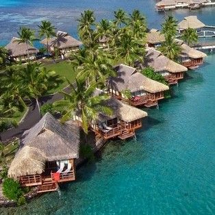 Hotels Intercontinental Moorea Resort And Spa Tried For