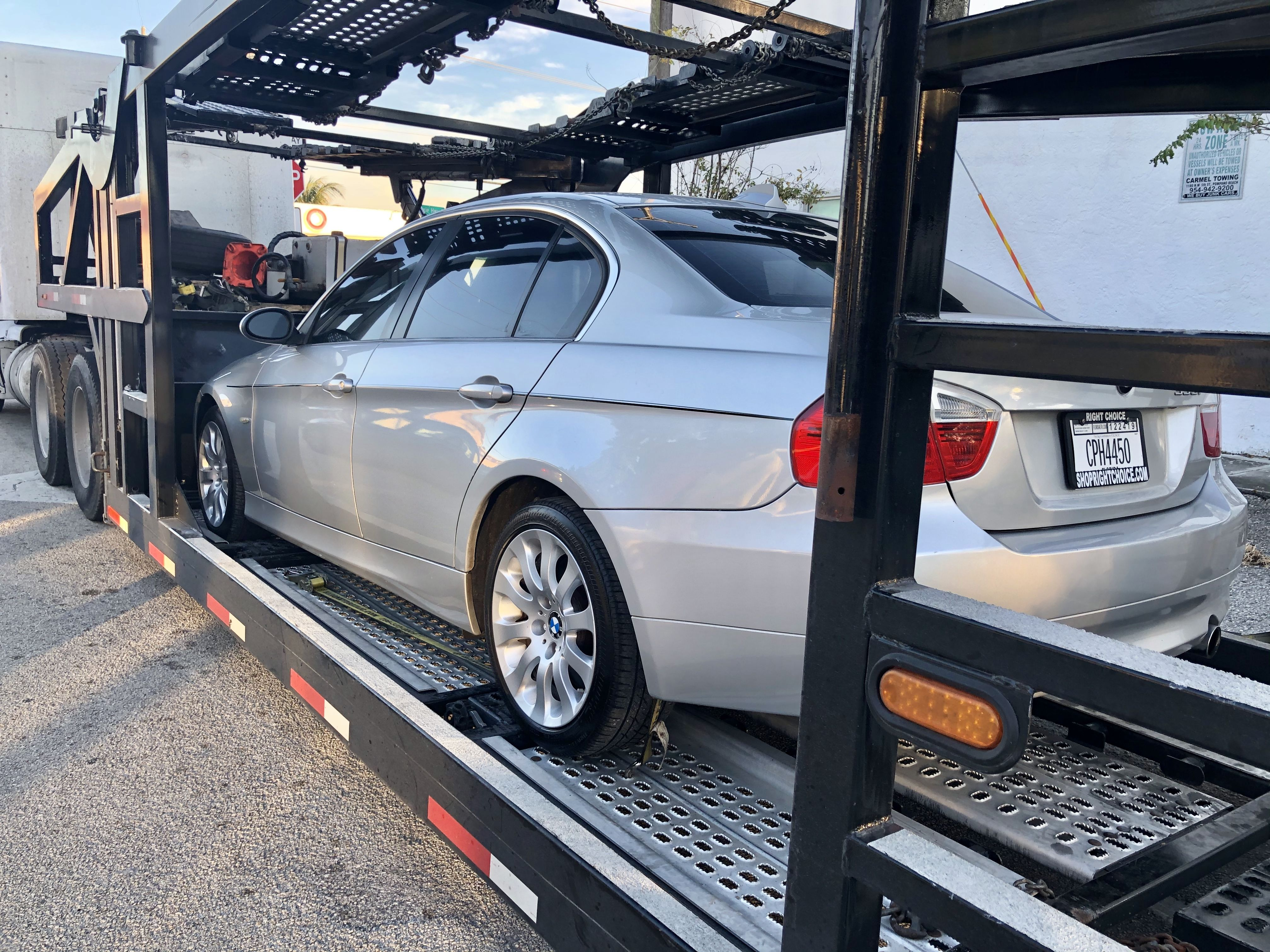 2008 Bmw 335i Delivery Cars For Sale Pompano Beach Used Cars