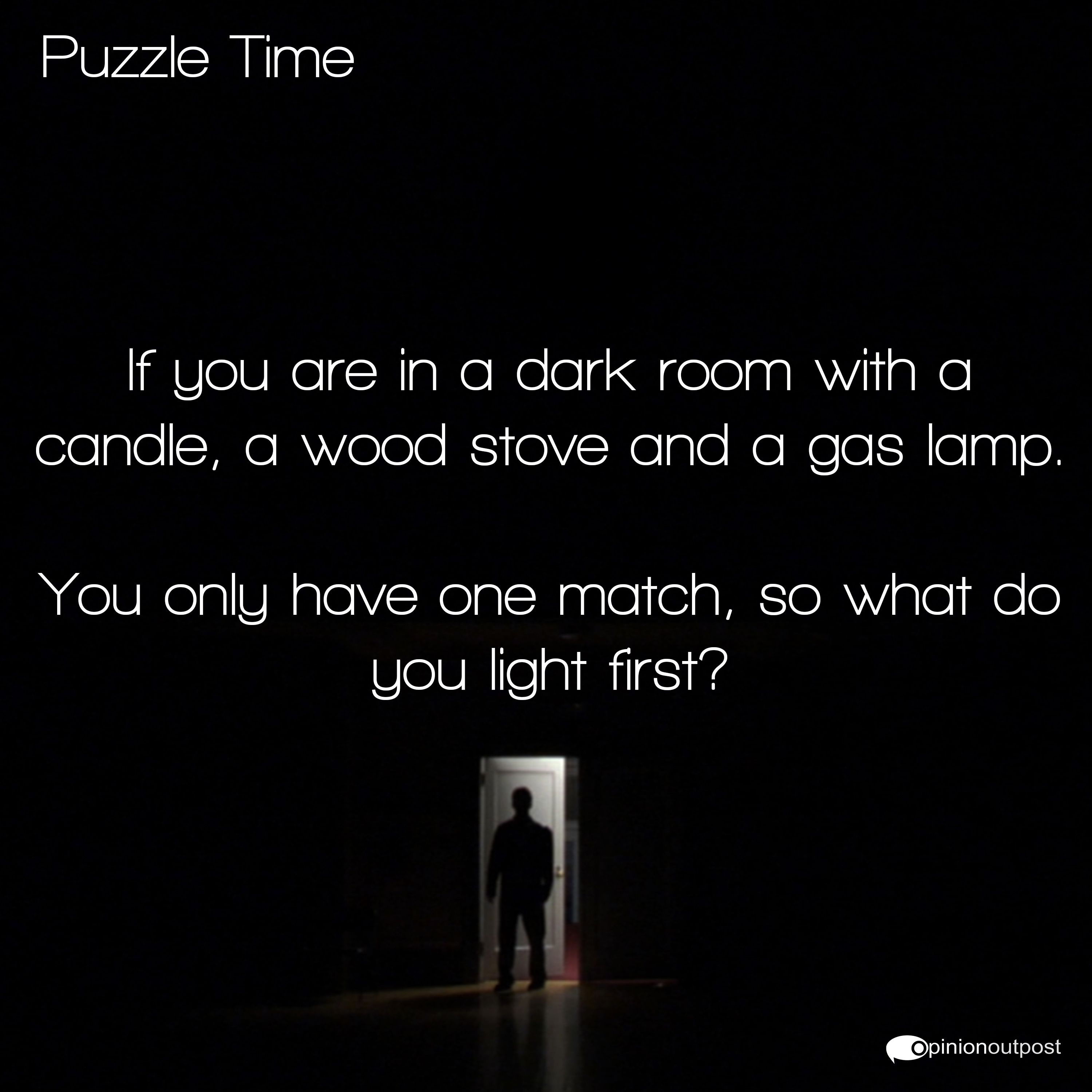 Opinion Outpost members!What is the answer to this puzzle