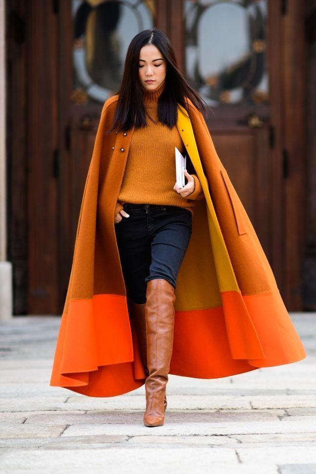 The Best Street Style From Milan Fashion Week #trendystreetstyle