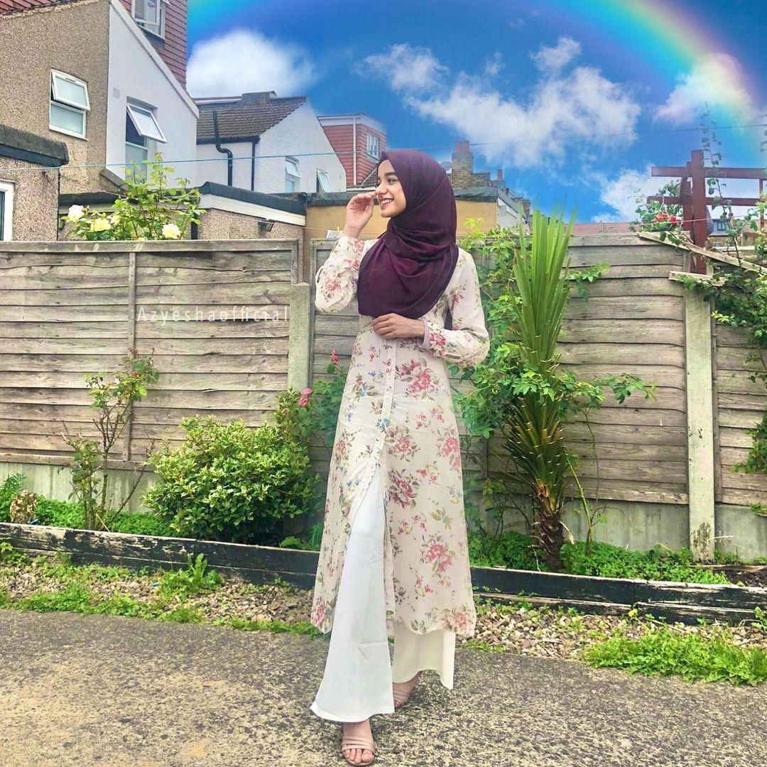 Modest Outfit | Azka & Ayesha | AzyeshaOfficial | Instagram