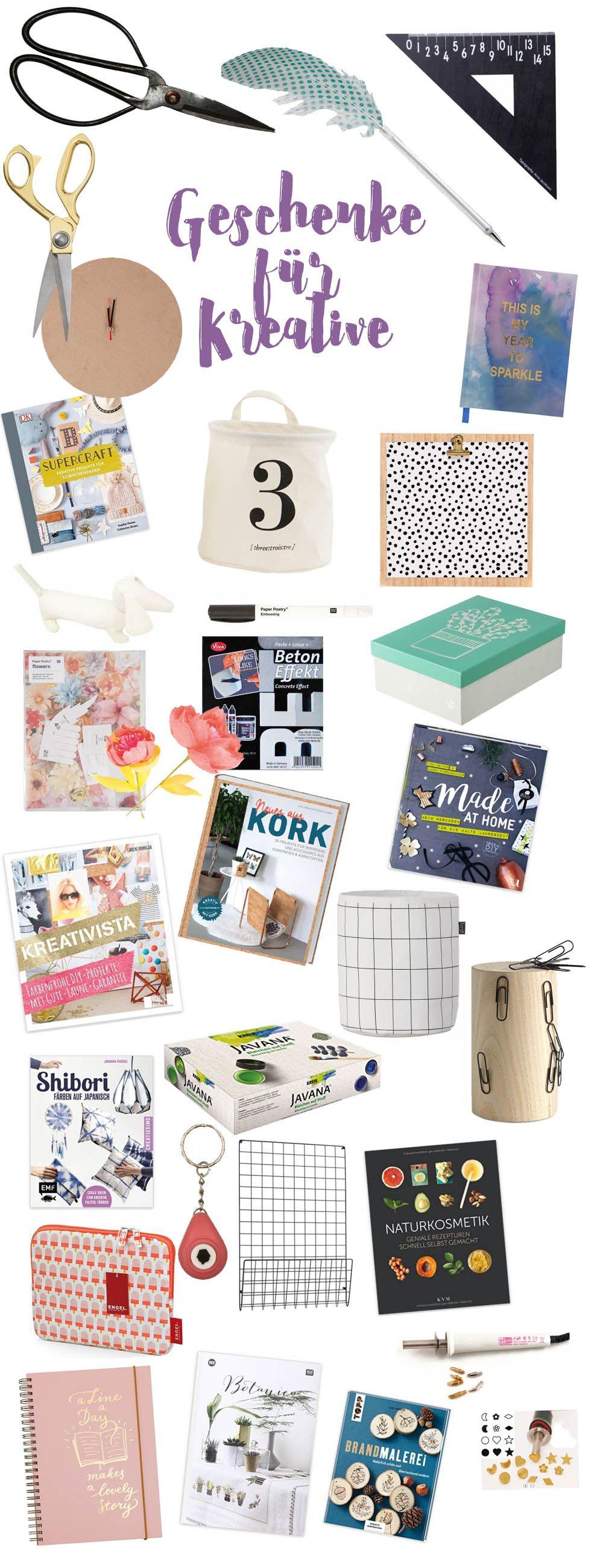 geschenke f r kreative diy geschenkideen. Black Bedroom Furniture Sets. Home Design Ideas