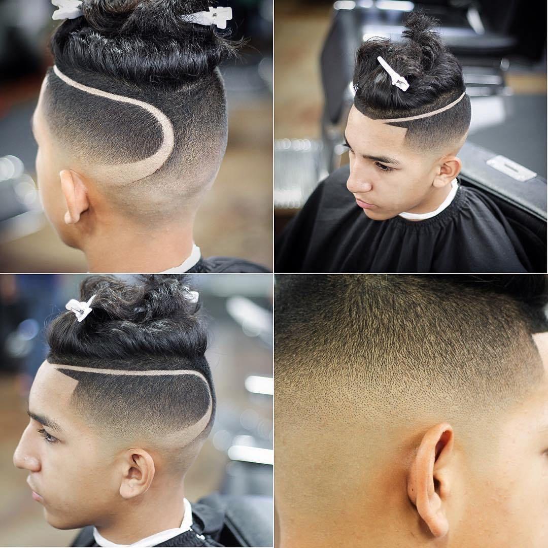 high top fade designs | haircuts design | fade designs, fade