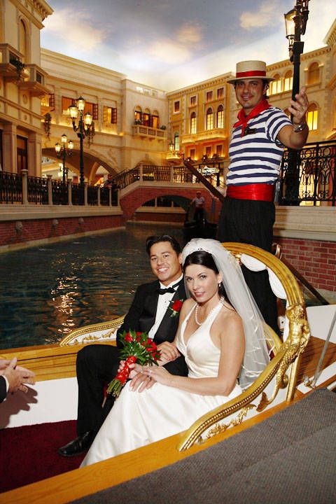 A Wedding At The Venetian Hotel Las Vegas
