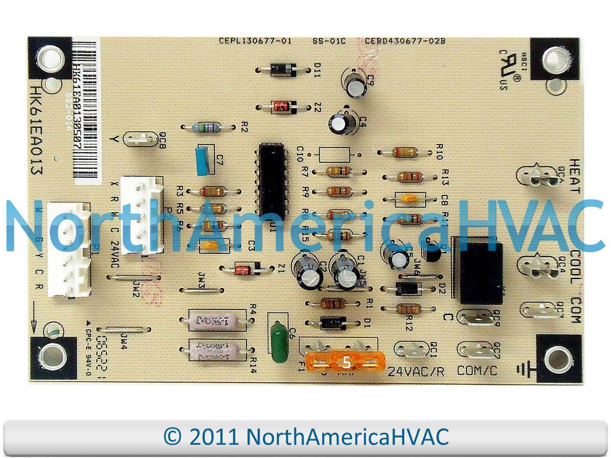 1177800 1173823 OEM ICP Heil Tempstar Sears Furnace X13