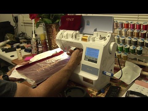 Brother PE-770 My quick-How to use guide - YouTube