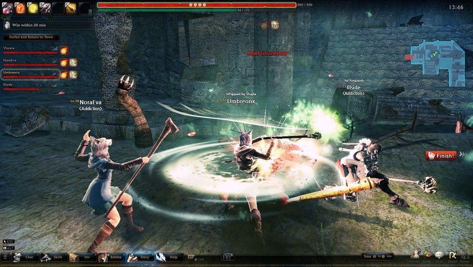 vindictus online game Online games, Roleplaying game