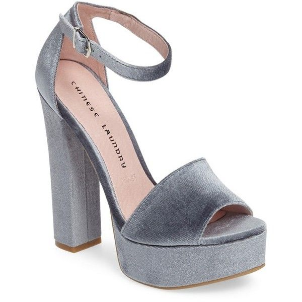 Women S Chinese Laundry Ace Platform Sandal 80 Liked On