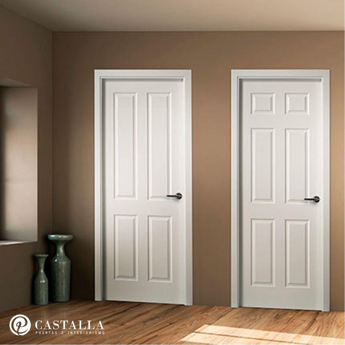 Puerta de Interior Modelos Calamis y Miron Serie