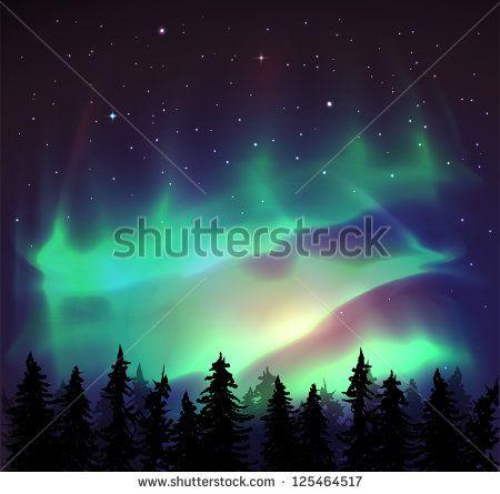 Northern Lights - So Pretty!