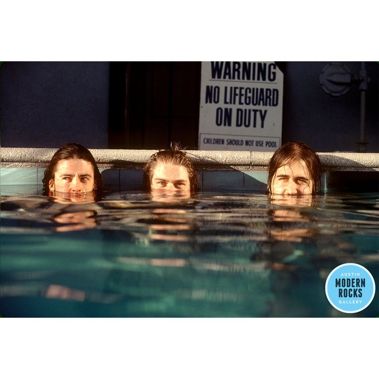 Nirvana Nevermind Swimming Pool Photo by Kirk Weddle