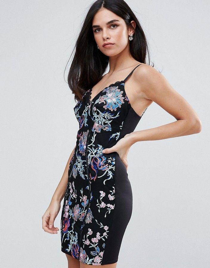 c3dc05ca9c01 Lipsy Floral Print Cami Mini Dress | Products