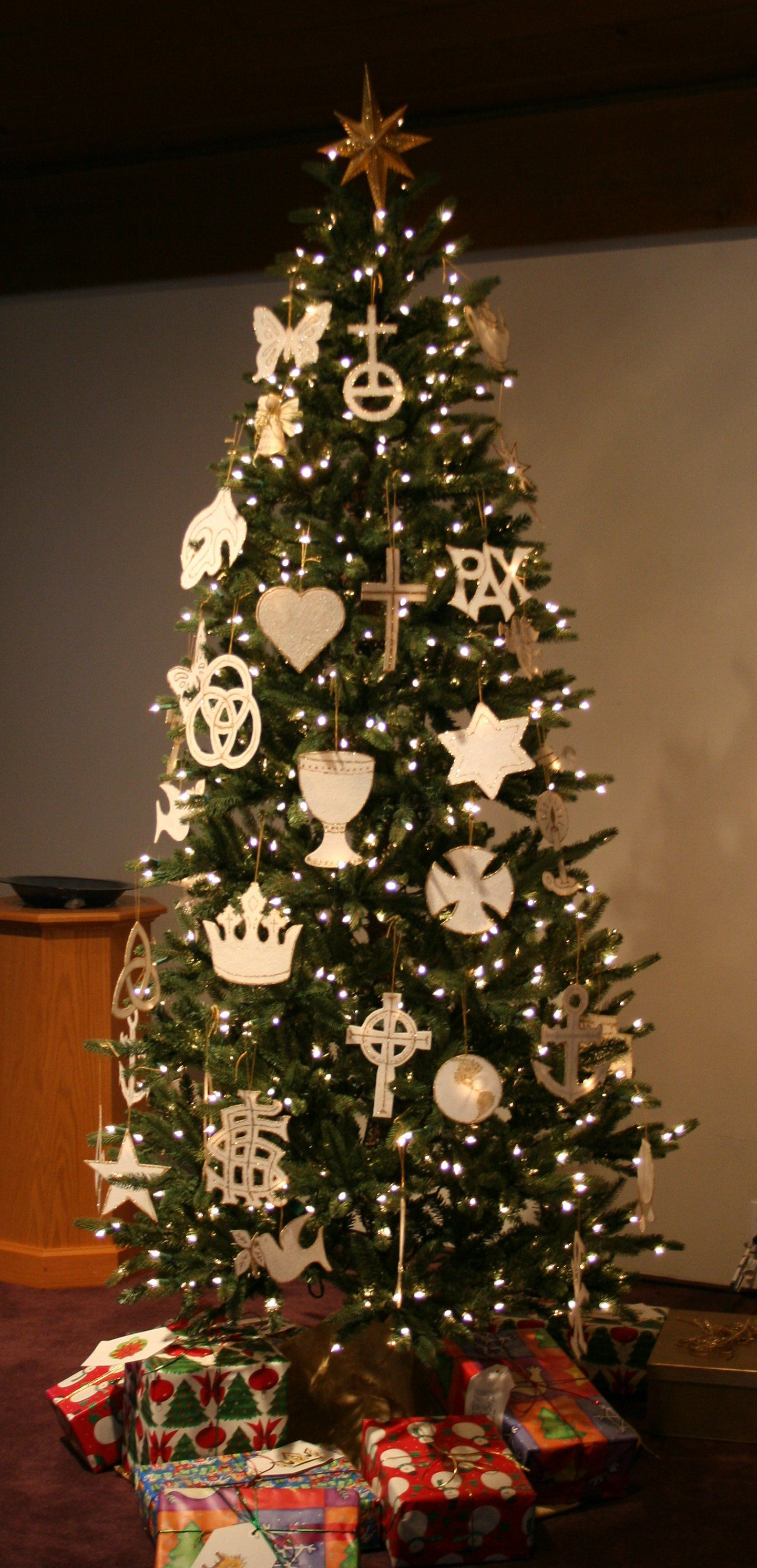 Christmon Tree Christmas Tree Pattern Christmas