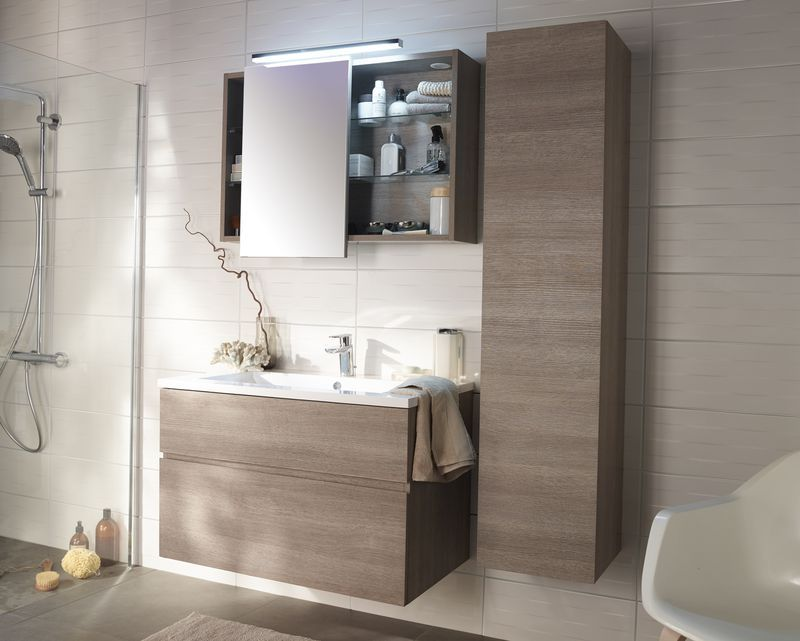 meubles cookelewis calao castorama salle de bain en. Black Bedroom Furniture Sets. Home Design Ideas