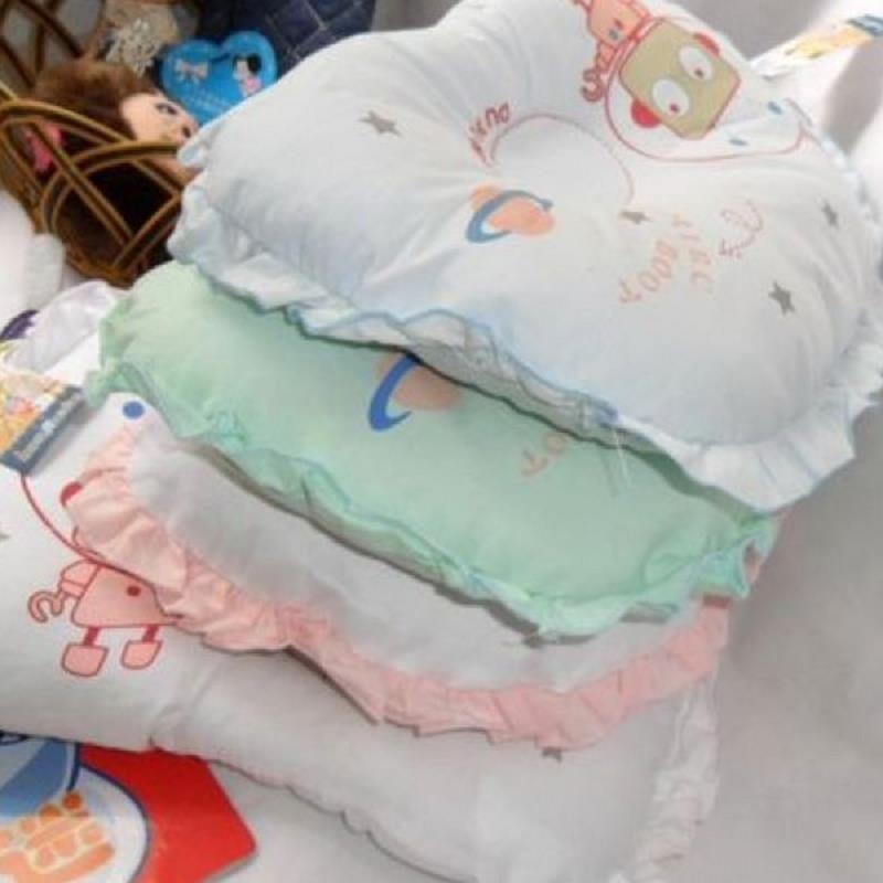 Baby Infant Prevent Flat Head Pillow Sleep Positioner Colors Set Kussen Babykamer Almohada Lactancia 0