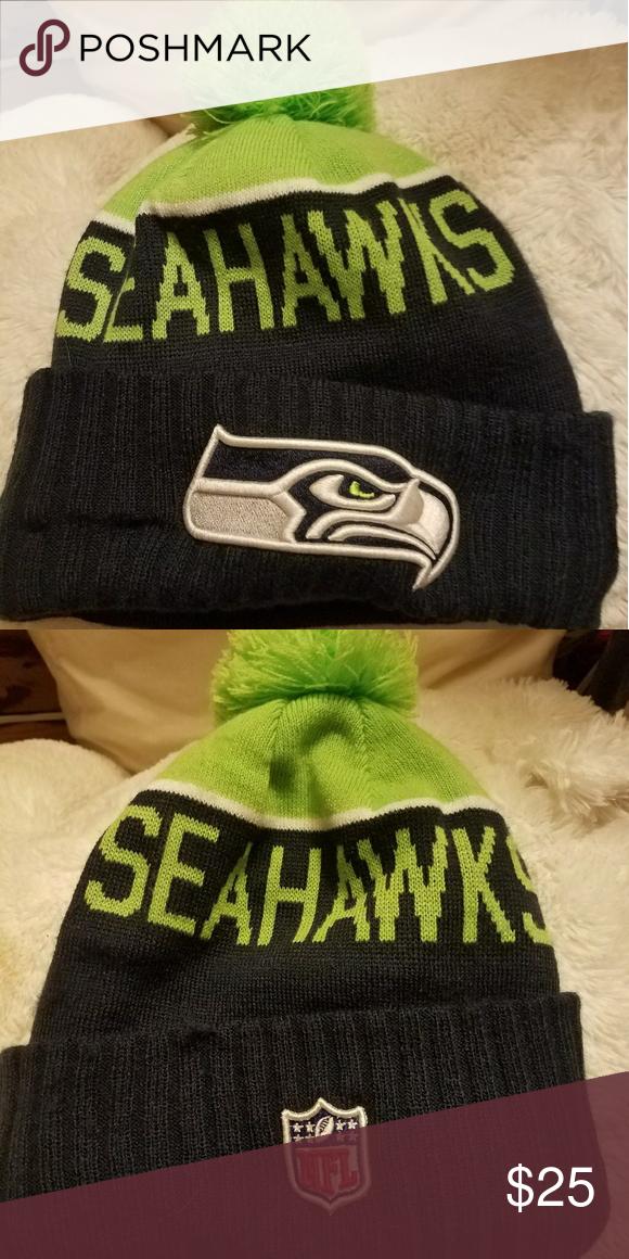 2b7a2ec9ba8a97 Seattle Seahawks Beanie