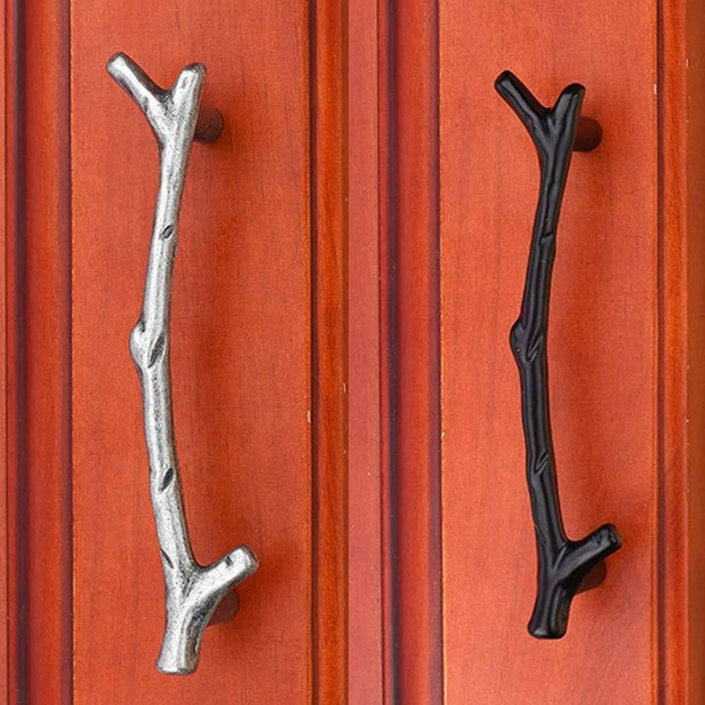 1x Tree Branches Cabinet Handle Kitchen Cupboard Furniture Drawer