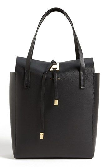 Michael Kors Miranda Leather Tote Available At Nordstrom W O M E N S H A D B G Pinterest Totes And