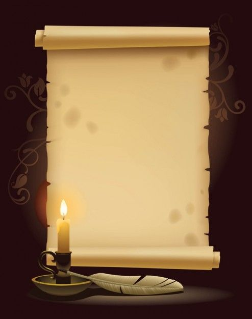 View Source Image Vintage Paper Background Paper Candle Old Paper Background