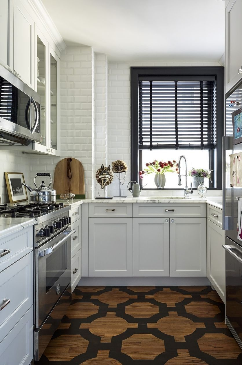 white simple wooden floor and country living style kitchen the above picture are goals on kitchen ideas simple id=75332