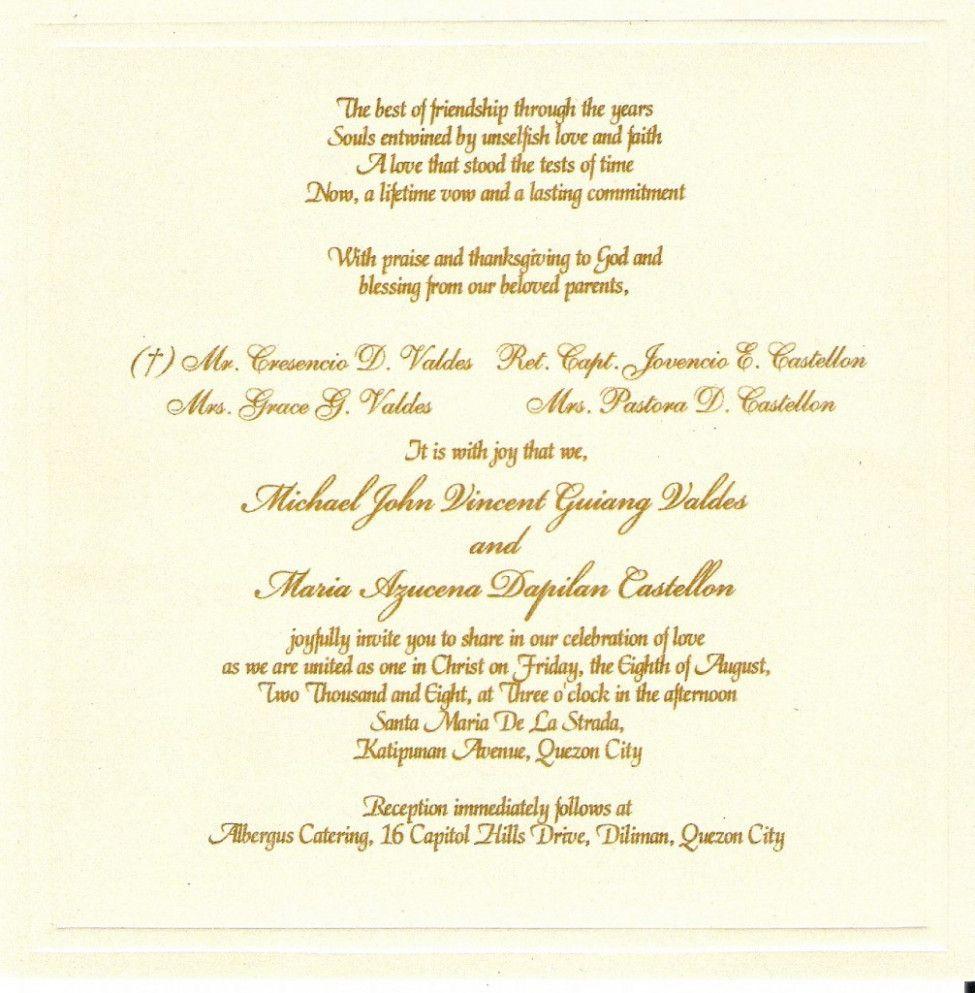 Wedding Invitations Ideas Pinterest: Wedding Invites Ideas Invitation Templates