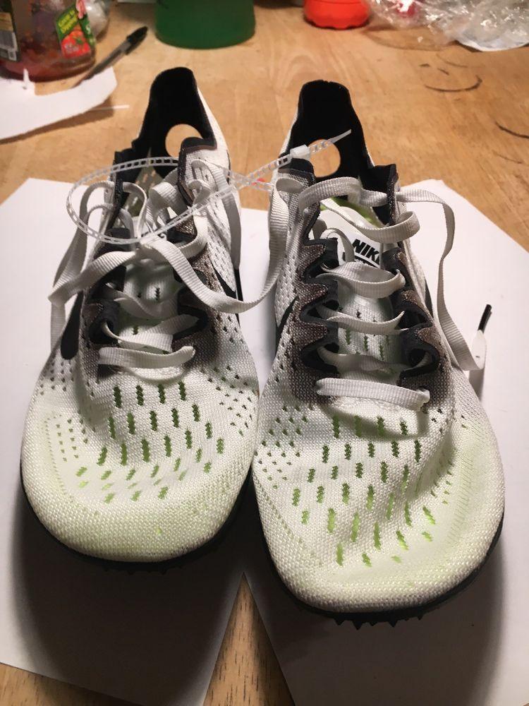 separation shoes 9c842 0eb39 NIKE ZOOM MATUMBO 3 TRACK SPIKE SHOES WHT BLK OREO  835995 107  MEN S SZ  8.5  fashion  clothing  shoes  accessories  mensshoes  athleticshoes (ebay  link)