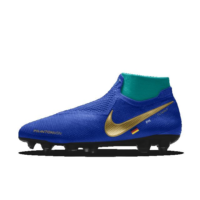 93bc72499be Nike Phantom Vision Elite FG iD Fußballschuh für normalen Rasen