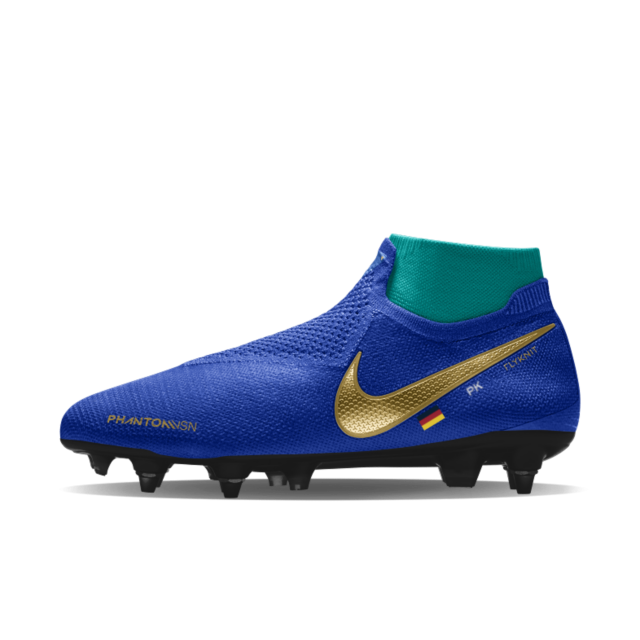 0bbf0f4e9 Nike Phantom Vision Elite FG iD Fußballschuh für normalen Rasen