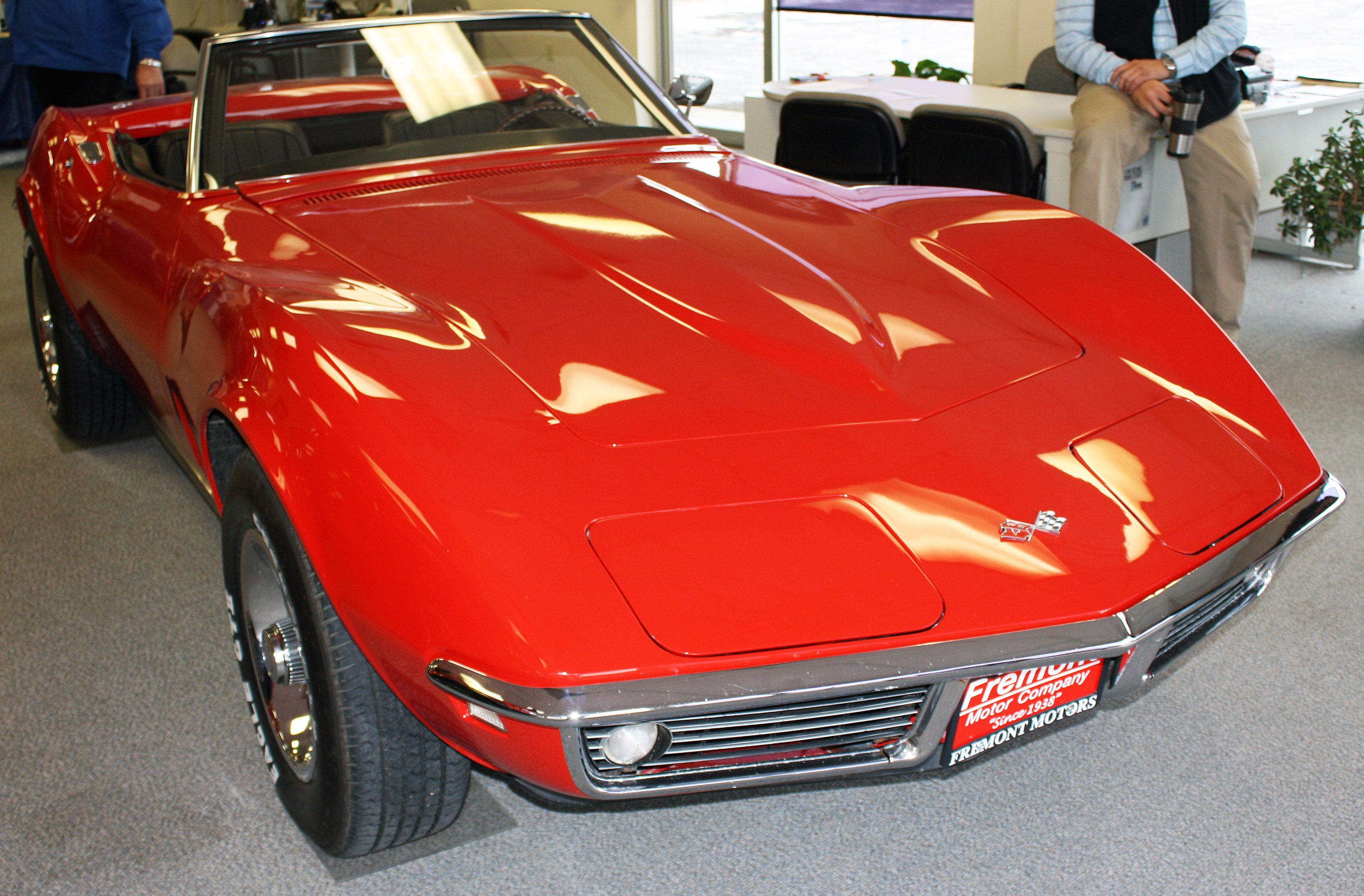 1968 Corvette Rf Qtr 1 7 2011 C Philip Abromats Creative